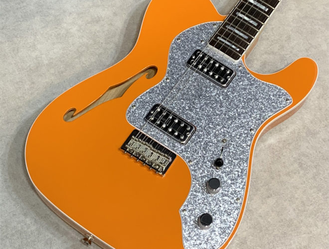 Fender Limited Edition PARALLEL UNIVERSE Telecaster Thinline Super Deluxe